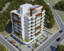Luxurious 2 bhk flats in Colours Paradies