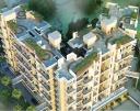 1 & 2BHK Flats in Thane West Mumbai in Saraswati Meera Park Royale