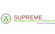 Supreme Holdings & Hospitality (India) Limited