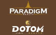 Paradigm Realty and Dotom Realty